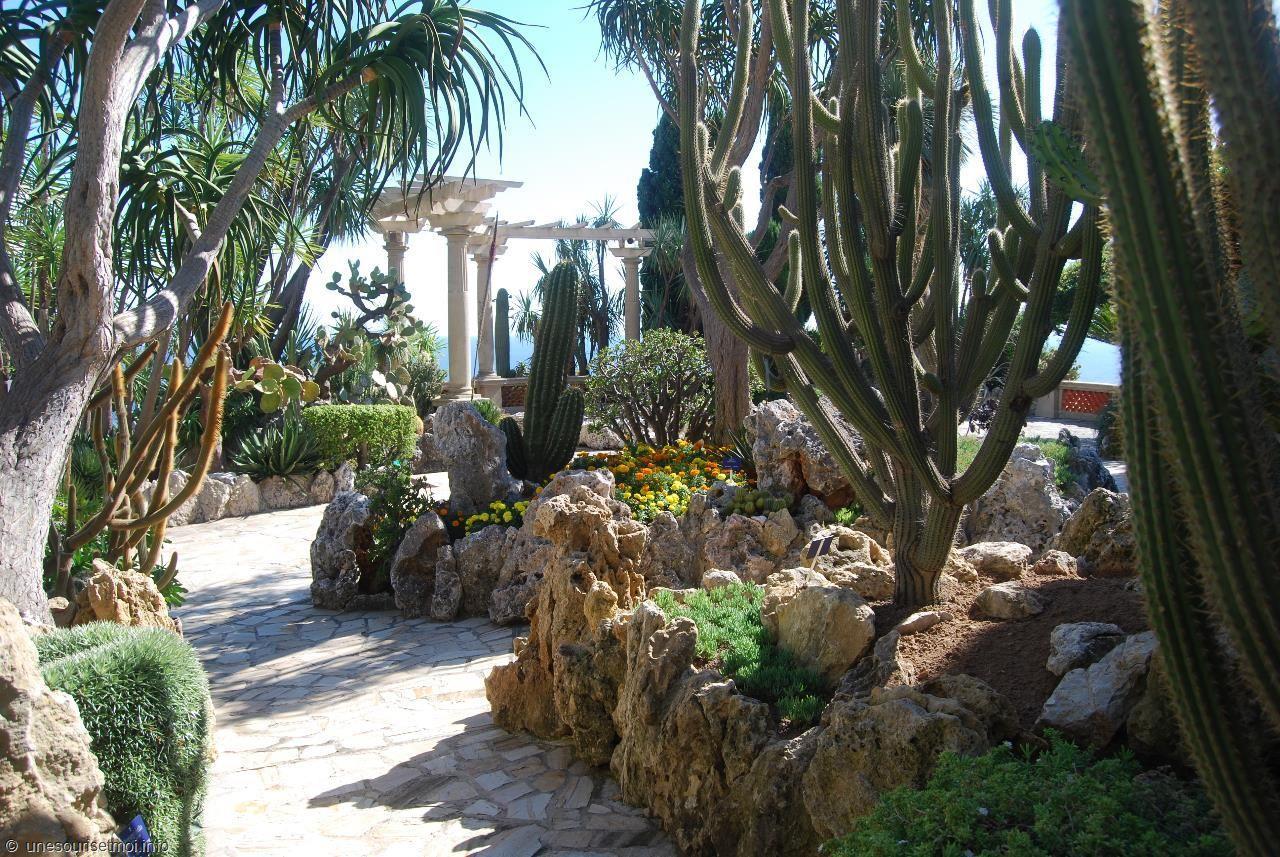 Jardin exotique de monaco for Salon de jardin exotique