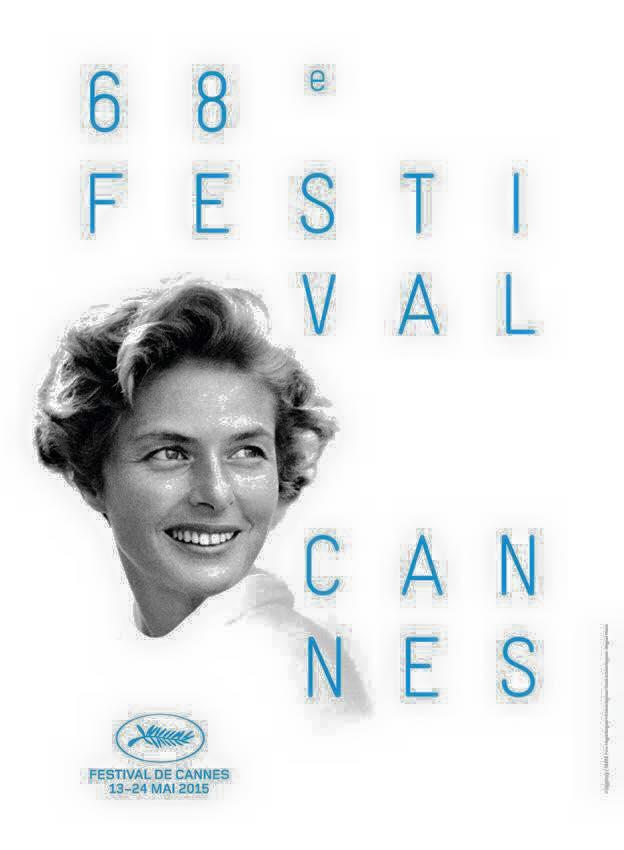68eme Festival du Film Cannes affiche