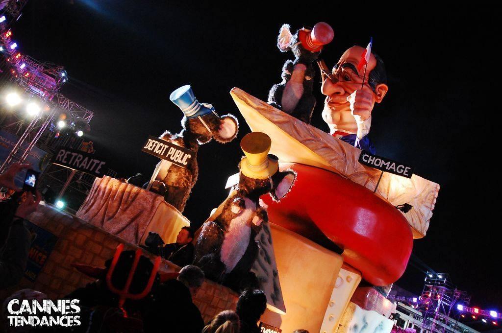 carnaval de nice 2014 roi de la gastronomie