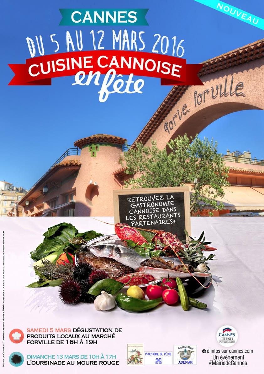cuisine cannoise en fete marché forville cannes