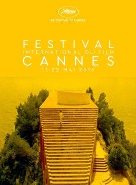 Affiche Festival Cannes 2016