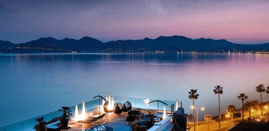 Rooftop Party Radisson Blue 1835 Hotel & Thalasso, Cannes cannes tendances