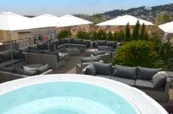Rooftops Côte d'Azur cannes tendances Rooftops nice Rooftops cannes Rooftops monaco hotel monsigny nice