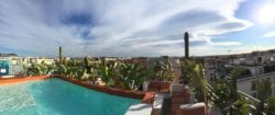 spity hotel Rooftops Côte d'Azur cannes tendances Rooftops nice Rooftops cannes Rooftops monaco