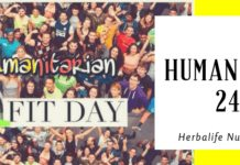The Humanitarian 24 Fit Day- herbalife nutrition foundation- cannes tendance- le pouvoir de l'eveil