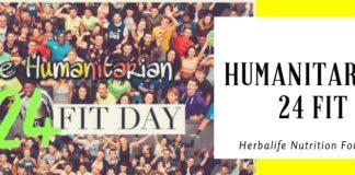 The Humanitarian 24 Fit Day- herbalife nutrition foundation- cannes tendance- le pouvoir de l'eveil